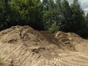Песок во Владимире с доставкой
